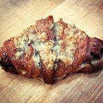 Brisket, Stilton, and Pear Croissant